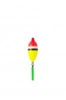 Поплавок Зимний Бальзовый 004 Желтый 1г