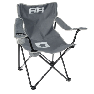 фото - Кресло складное Adrenalin Republic Mac Tag Sr. Gray