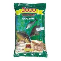 Прикормка Sensas 3000 Feeder Gardon 1Кг