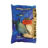Прикормка Зимняя Fish.ka Лещ Альбумин Смесь Уп. 1Кг