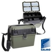 Ящик Рыболовный Зимний Salmo Пласт. 38X24,5X29