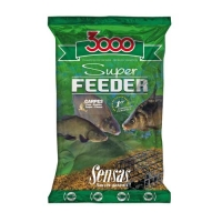 Прикормка Sensas 3000 Super Feeder Carp 1Кг