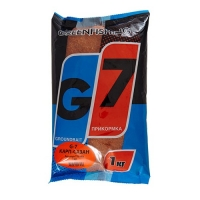 Прикормка Gf G-7 Карп-Сазан 1Кг