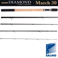 Удилище Матчевое Salmo Diamond Match 30 3.90