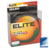 Леска Плетёная Salmo Elite Braid Green 091/013