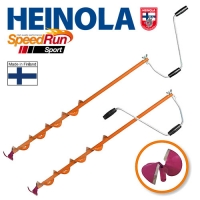 Ледобур Heinola Speedrun Sport 100Мм/0,6М