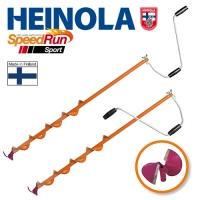 Ледобур Heinola Speedrun Sport 115Мм/0,8М