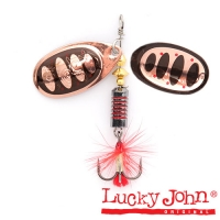 Блесна Вращающаяся Lucky John Bonnie Blade 02 04,3Г 006 В Блистере