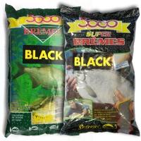 Прикормка Sensas 3000 Bremes Noir 1Кг