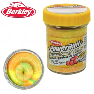 "фото - Паста форелевая Berkley ""Power Bait"" Salmon Egg Rainbow 50g"