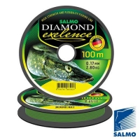 Леска Монофильная Salmo Diamond Exelence 100/015