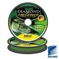Леска Монофильная Salmo Diamond Exelence 100/030