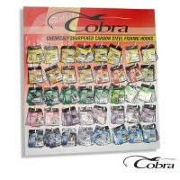 Крючки Cobra Стенд (С Крючками) 9Мод.