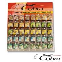 Крючки Cobra Стенд (С Крючками) 7Мод.