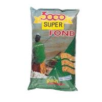 Прикормка Sensas 3000 Super Fond 1Кг