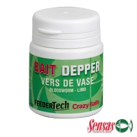 Ароматизатор Sensas Feeder Bait Dipper Bloodworm 0,03Л