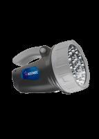 Фонарь-прожектор аккумуляторный светодиодный космос