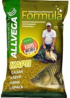 Прикормка ALLVEGA Formula Carp Sweetcorn 0.9кг