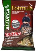 Прикормка ALLVEGA Formula Gros Gardon 0.9кг