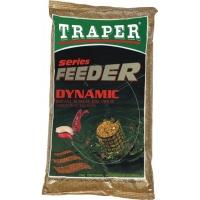 Прикормка TRAPER серия Feeder Dynamic (лещ, плотва, язь, голавль), 1кг