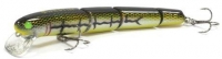 Воблер Westin Jatte Multi Jointed, 115 мм, 14 гр, плавающий, EKG Citrus