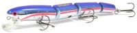 Воблер Westin Jatte Multi Jointed, 115 мм, 14 гр, плавающий, Chopper