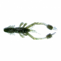 Креветка Reins Ring Shrimp 3, 7.6см, 10шт. в упак. (Reins-RngShrmp-3-10pcs) (003-Moebi