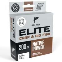 Леска Монофильная Salmo Elite Carp & Big Fish 200/050