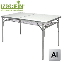 Стол Складной Norfin Gaula-L Nf Алюминиевый 120X60