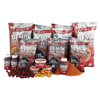 Бойли Плавающие Starbaits Performance Concept Hot Demon Pop-Ups14Мм 0.08Кг