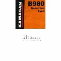 Крючки Kamasan Сер.в 980 Разм.016 10Шт.