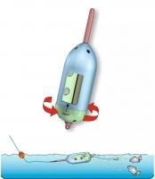Плавающая кормушка STONFO с изменяемыми отверстиями 8гр
