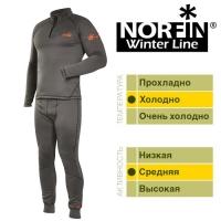 Термобельё Norfin Winter Line Gray 05 Р.xxl