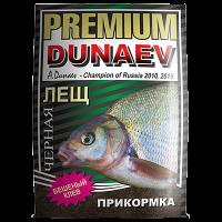 ПРИКОРМКА DUNAEV PREMIUM ЛЕЩ Черный 1 кг