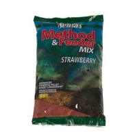 Прикормка Sensas 3000 Method Strawberry 2Кг