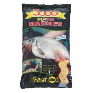 фото - Прикормка Sensas 3000 Super Bremes 1Кг