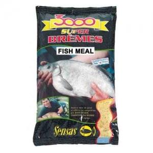 фото - Прикормка Sensas 3000 Super Bremes Fishmeal 1Кг