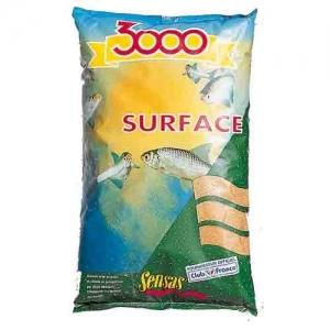 фото - Прикормка Sensas 3000 Surface 1Кг
