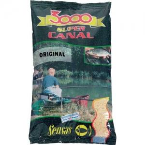 фото - Прикормка Sensas 3000 Super Canal Original 1Кг