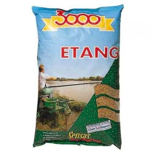 фото - Прикормка Sensas 3000 Etang 1Кг