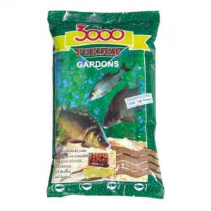 фото - Прикормка Sensas 3000 Feeder Gardon 1Кг