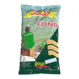 фото - Прикормка Sensas 3000 Fond 1Кг