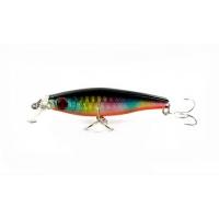 Воблер IZUMI Eimann Roll 65 6.5см 7гр Rainbow B.B