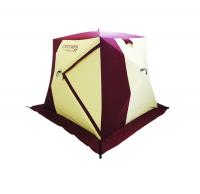 Палатка двухместная утепленная в форме куба Снегирь 2Т