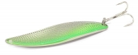 Блесна Fish Image Curve 8.8 гр. Lime Silver