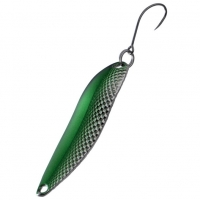 Блесна Fish Image Kagesasu, вес 9.8g Jungle Green Silver JGR S#217