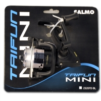 Катушка Безынерционная Salmo Taifun Mini 20Fd Блистер