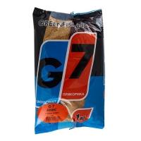 Прикормка Gf G-7 Анис 1Кг