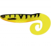 Твистер WESTIN CurlTeez Curltail 7см 3,5г Fire Perch 3шт