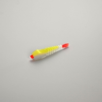 Рыбка Поролоновая 3D Ex Stream Wlgr 07См Под Офсет. Крюч. № 2, 4, 6